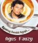 Agus Fauzy, Sahabat Pena dari Jawa