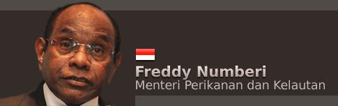 Freddy Numberi
