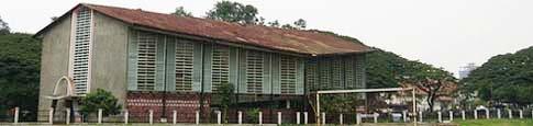 Gedung Olah Raga Saparua