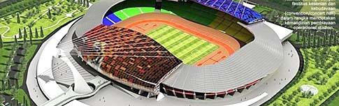 rencana pembangunan stadion gedebage