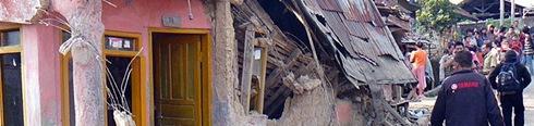 gempa bumi di Sukabumi