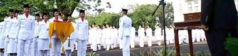 HUT ke 64 RI Kota Bandung