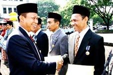 Peringatan Hari Jadi Kota Bandung ke 199