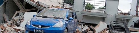 gempa di Sumatera Barat