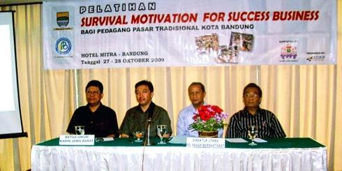 Survival Motivation for Success Business