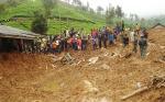 Bencana Longsor di Pasir Jambu, Ciwidey, Kab. Bandung