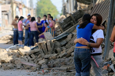 gempa bumi di chile 27 februari 2010