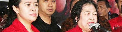 ketua umum pdip, Megawati soekarnoputeri
