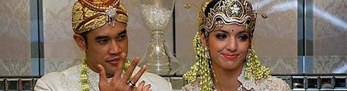 Pernikahan Ria Ramadhani dan Ardi Bakri
