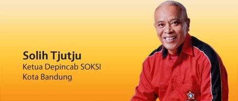 ketua SOKSi Kota Bandung_Solih Cucu