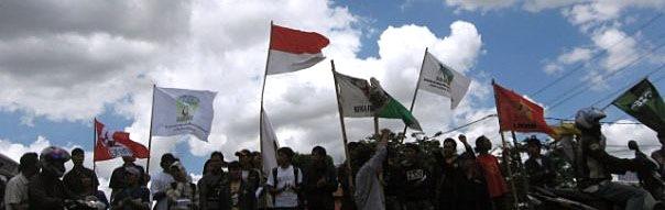 sejarah dan perkembangan demokrasi di indonesia erde