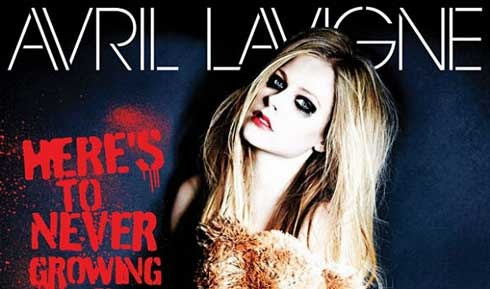 Avril Lavigne Here's To Never Growing Up CoverArt.jpg